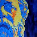 Philosopher - Socrates 3 by Ana Maria Edulescu