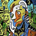 Philosopher by Sotuland Art