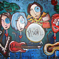 Phish At Big Cypress by Laurie Maves ART