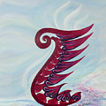 Phoenix - Hope by Hendrica Regez