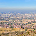 Phoenix From South Mountain by Tom Dowd