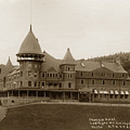 Phoenix Hotel Las Vegas Hot Springs New Mexico 1890 by California Views Archives Mr Pat Hathaway Archives