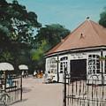 Phoenix Park Tearooms by Tony Gunning