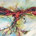 Phoenix Rainbow by Christy Freeman Stark