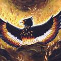 Phoenix Rising by Melissa A Benson