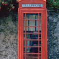 Phone Booth by Flavia Westerwelle