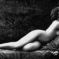Photo Erotique D'une Femme Nue by French School