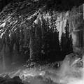 Photographer At Vernal Falls by Ralph Vazquez