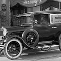 Photographer's 1928 Truck by Underwood Archives