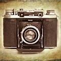 Photographer's Nostalgia by Meirion Matthias