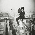 Photographing Nyc Above 5th Avenue - 1905 by PhotographyAssociates