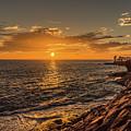 Photo's Of Tenerife - La Caleta Sunset by Naylors Photography
