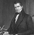 Physician Theodric Romeyn Beck by Underwood Archives