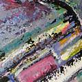 Piano Close Up 2 by Anita Burgermeister