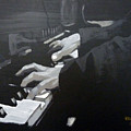 Piano Hands by Richard Le Page