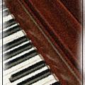 Piano Keys by Carolyn Marshall