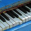 Piano Keys by Teresa Thomas