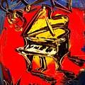 Piano Music Jazz by Mark Kazav