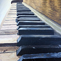 Piano Perspective by Dustin Miller