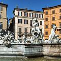 Piazza Navona by John Greim