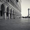 Piazza San Marco, Venice, Italy by Richard Goodrich
