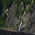 Little Falls Of Montmorency by Donica Abbinett