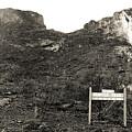 Picacho Peak Traihead by John Meader