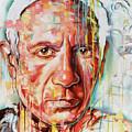 Picasso by Anna Davis