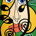 Picasso Influence by Catt Kyriacou
