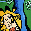 Picasso Influence With A Greek Twist by Catt Kyriacou