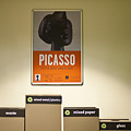 Picasso Poster by Jim Corwin