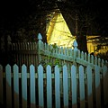 Picket Fence by Michael L Kimble