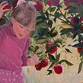 Picking Apples by Lisa Konkol
