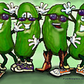 Pickle Party by Kevin Middleton