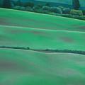 Picnic On A Hill by Blaine Filthaut