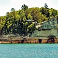 Pictured Rock 6323  by Michael Peychich