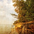 Pictured Rocks Water by LuAnn Griffin
