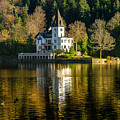Picturesque Grundlsee by Wolfgang Stocker