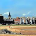 Picturesque North Berwick Scotland by Lyle  Huisken