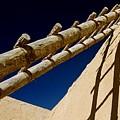 Picuris Pueblo Ladder. by Spirit Vision Photography