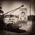 Pie Town Sepia by Matt Suess