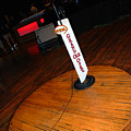 Piece Of The Original Old Stage At The Grand Ole Opry In Nashville by Susanne Van Hulst