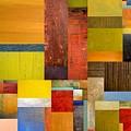 Pieces Project L by Michelle Calkins