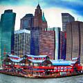 Pier 17 Ny Ny by Debbie Nobile