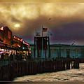 Pier 39 In San Francisco  by Blake Richards