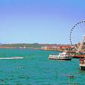 Pier 56 Action by Maro Kentros