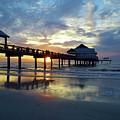 Pier 60 Sunset by D Hackett