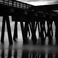 Pier Abstract by Renee Sullivan