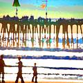 Pier by Danielle Stephenson