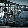 Pier Love by Claude LeTien